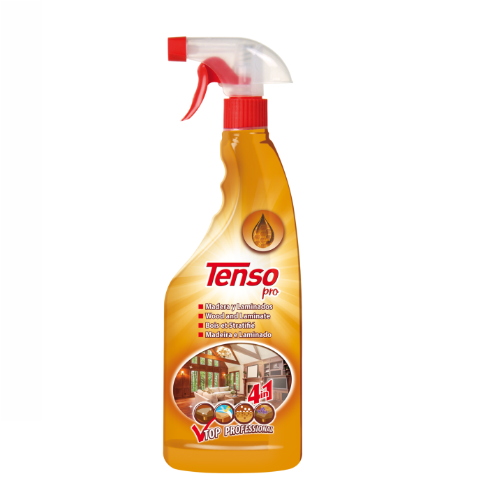 TENSO PRO CLEAN WOOD 750ml