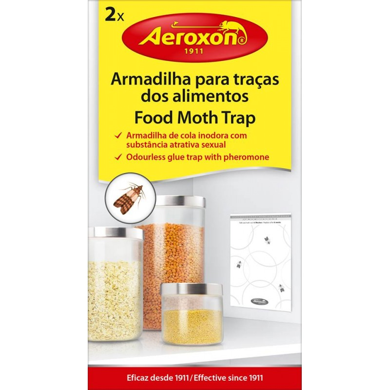 AEROXON FOOD MOTHS TRAP 2UN